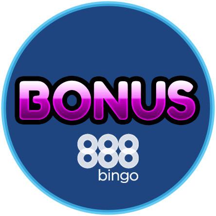 Latest bingo bonus from 888Bingo