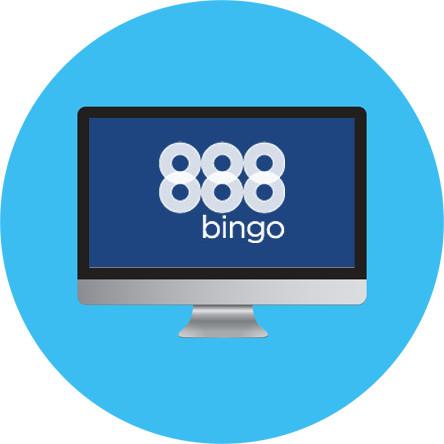 888Bingo - Online Bingo