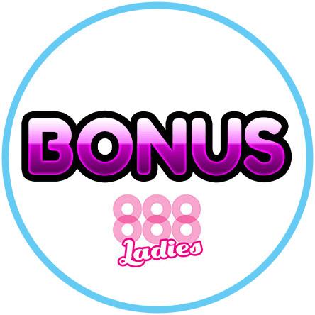 Latest bingo bonus from 888Ladies