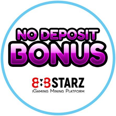 888Starz - no deposit bonus