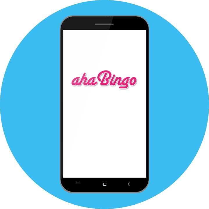 Mobile aha Bingo Casino