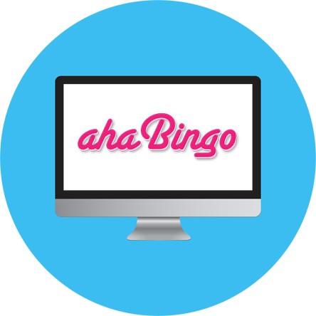 aha Bingo Casino - Online Bingo