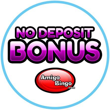 Amigo Bingo - no deposit bonus