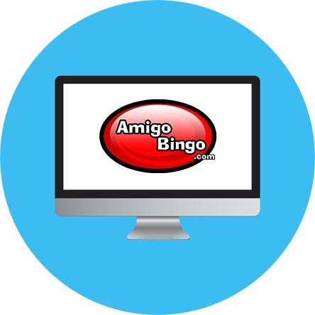 Amigo Bingo - Online Bingo