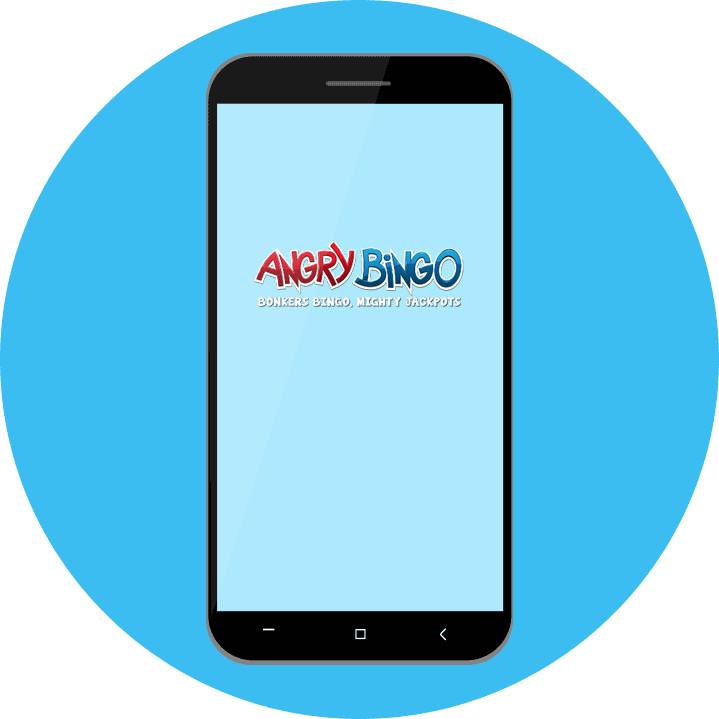 Mobile Angry Bingo
