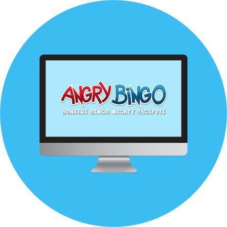 Angry Bingo - Online Bingo