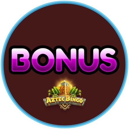 Latest bingo bonus from Aztec Bingo Casino