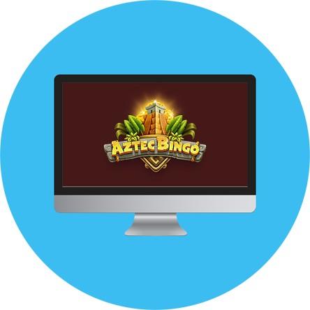 Aztec Bingo Casino - Online Bingo