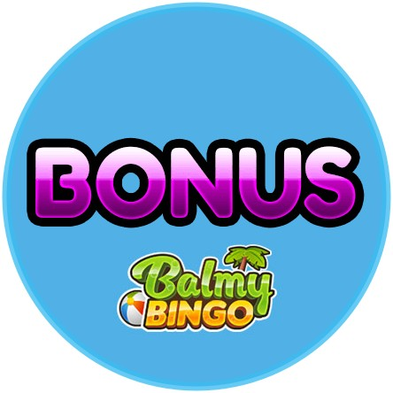 Latest bingo bonus from Balmy Bingo