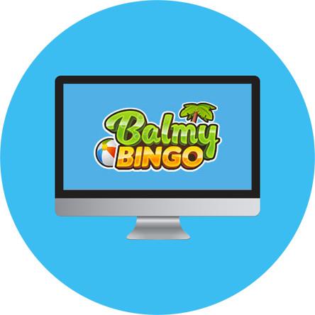 Balmy Bingo - Online Bingo