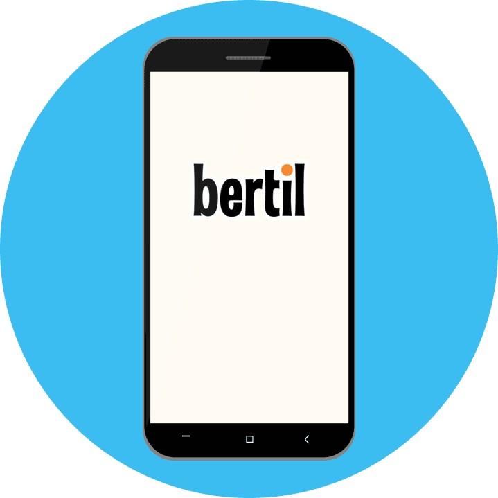 Mobile Bertil Casino