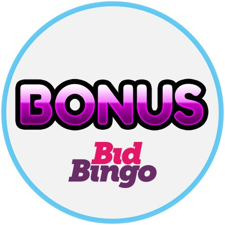 Latest bingo bonus from Bid Bingo Casino