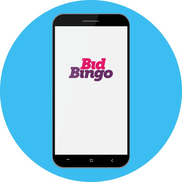 Mobile Bid Bingo Casino