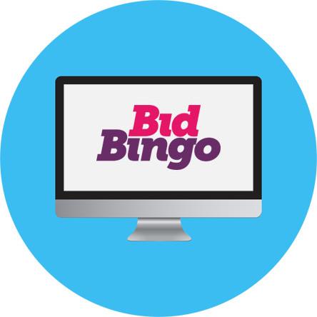 Bid Bingo Casino - Online Bingo