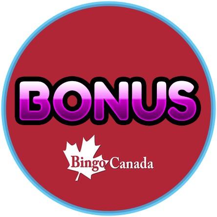 Latest bingo bonus from Bingo Canada