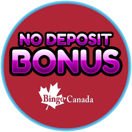 Bingo Canada - no deposit bonus