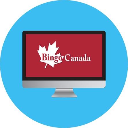 Bingo Canada - Online Bingo