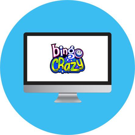 Bingo Crazy - Online Bingo