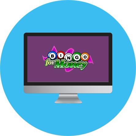 Bingo for Money Casino - Online Bingo