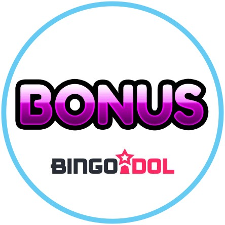 Latest bingo bonus from Bingo Idol Casino