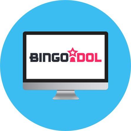 Bingo Idol Casino - Online Bingo
