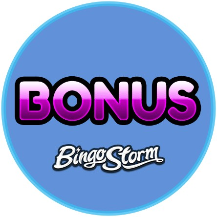 Latest bingo bonus from Bingo Storm