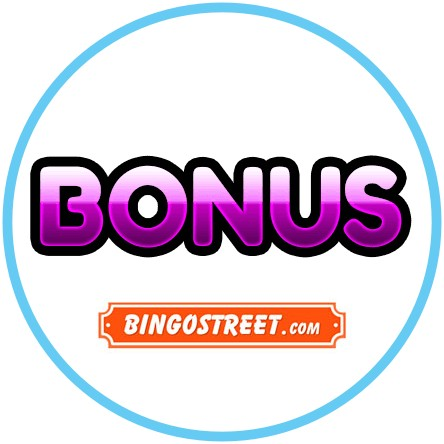 Latest bingo bonus from Bingo Street