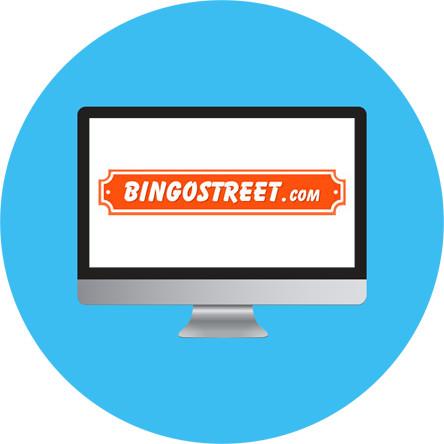 Bingo Street - Online Bingo
