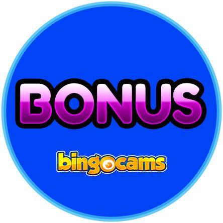 Latest bingo bonus from Bingocams