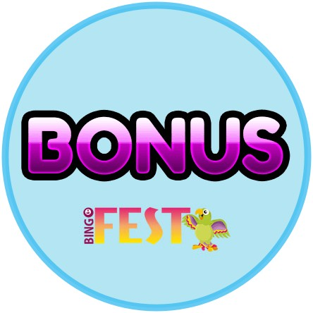 Latest bingo bonus from BingoFest Casino
