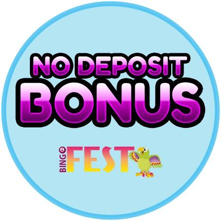 BingoFest Casino - no deposit bonus