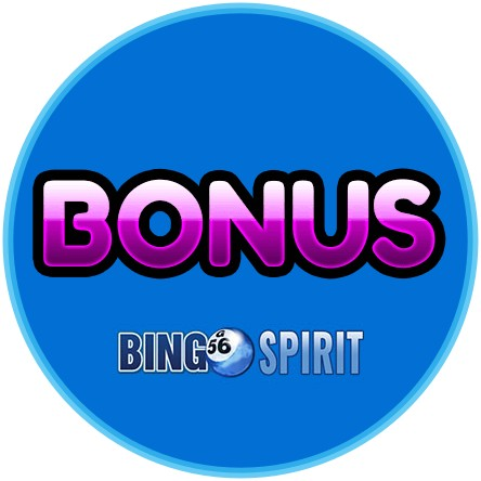 Latest bingo bonus from BingoSpirit Casino