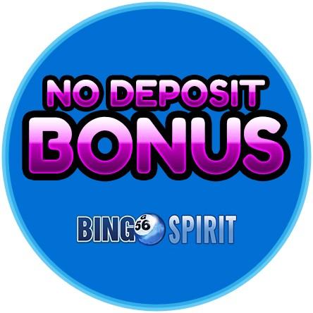 BingoSpirit Casino - no deposit bonus