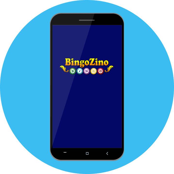 Mobile BingoZino Casino