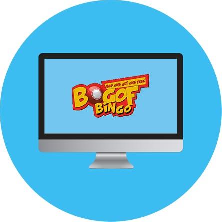 Bogof Bingo Casino - Online Bingo
