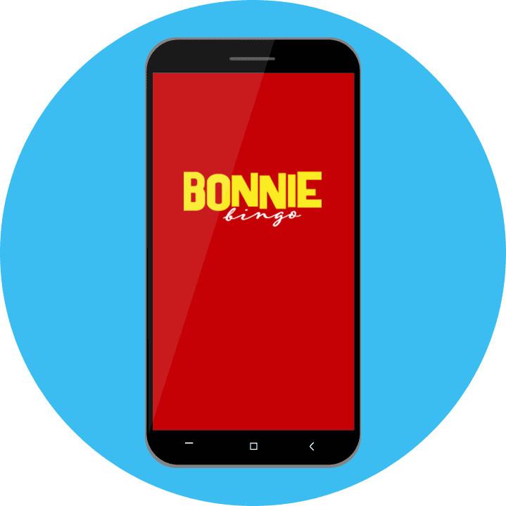 Mobile Bonnie Bingo
