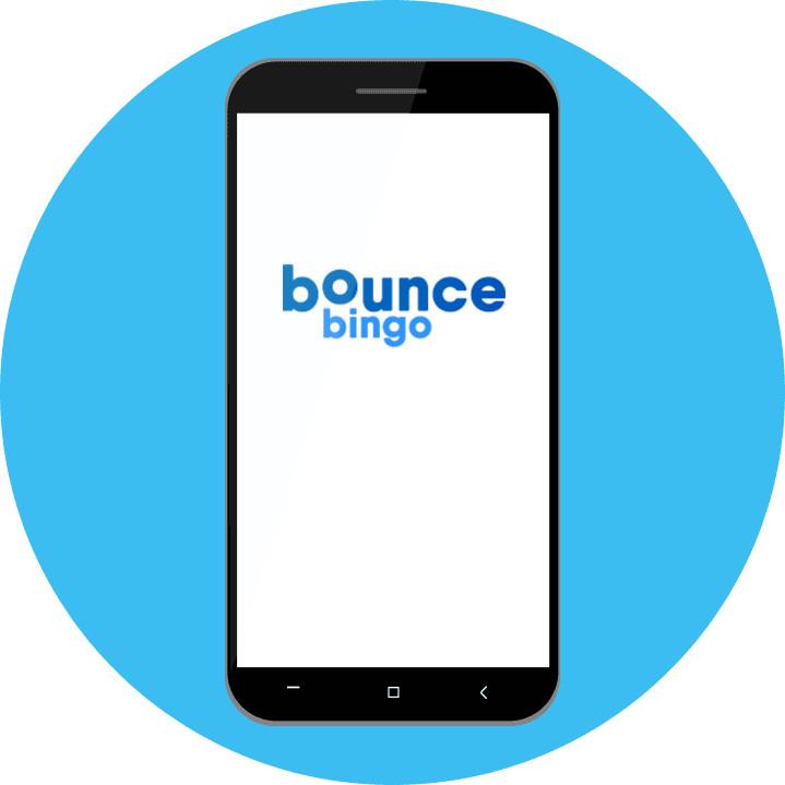 Mobile Bounce Bingo