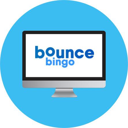 Bounce Bingo - Online Bingo