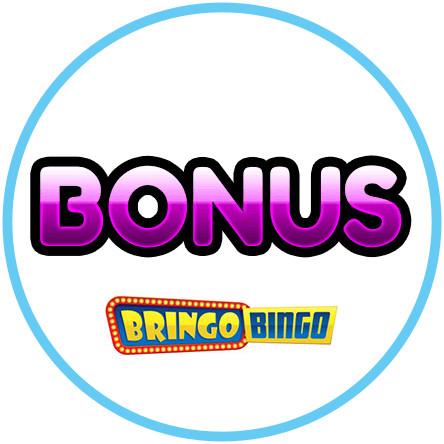 Latest bingo bonus from Bringo Bingo
