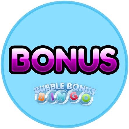 Latest bingo bonus from Bubble Bonus Bingo Casino