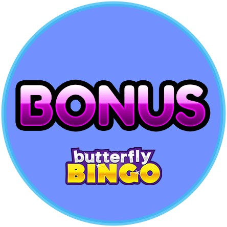 Latest bingo bonus from Butterfly Bingo Casino