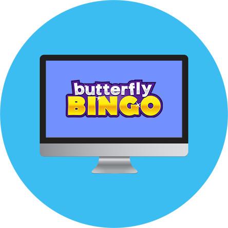 Butterfly Bingo Casino - Online Bingo