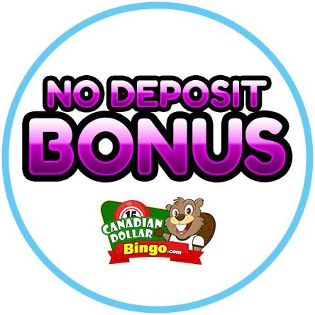 Canadian Dollar Bingo - no deposit bonus