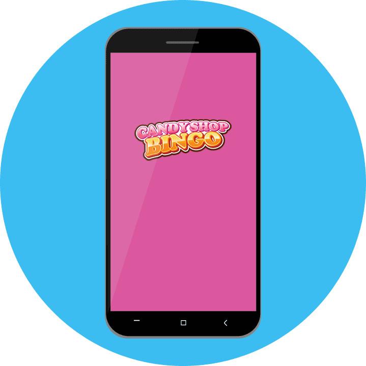Mobile Candy Shop Bingo Casino