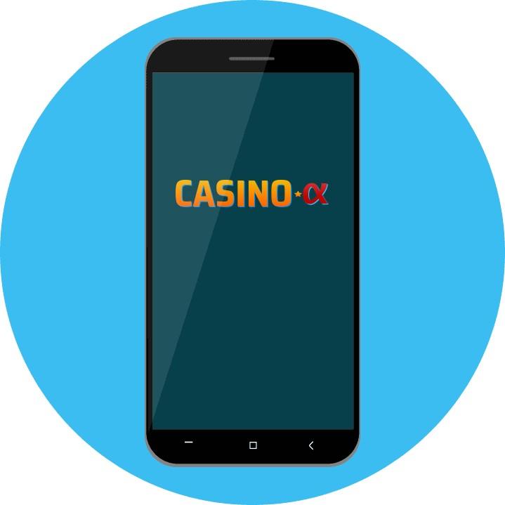Mobile Casino Alpha