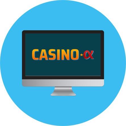 Casino Alpha - Online Bingo