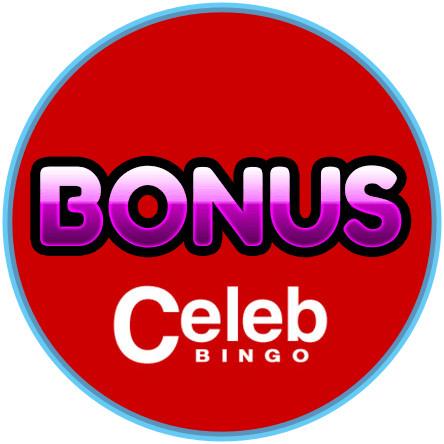 Latest bingo bonus from Celeb Bingo Casino