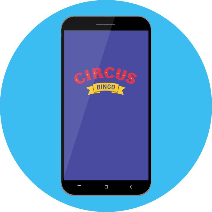 Mobile Circus Bingo Casino