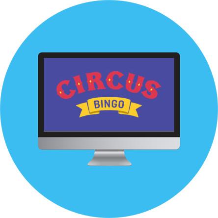 Circus Bingo Casino - Online Bingo