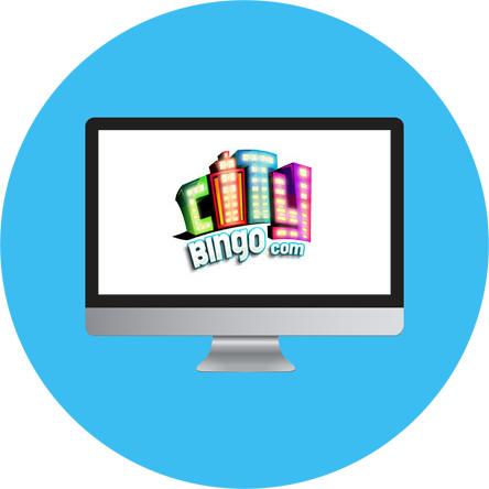 City Bingo - Online Bingo
